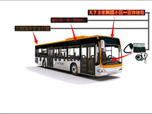 Bus Route Display